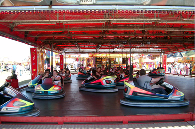 Dodgems Rides Northeast